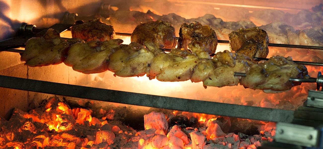 <div>Brasserie<br /> when the fire enhances the taste</div>