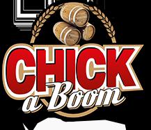 Logo Chick A Boom Pasiano